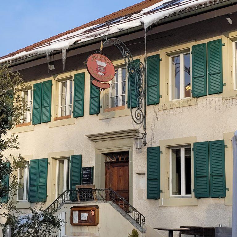 Auberge communale du Mont-sur-Lausanne